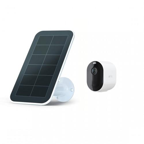 Arlo Pro 4 + Solar Panel_title