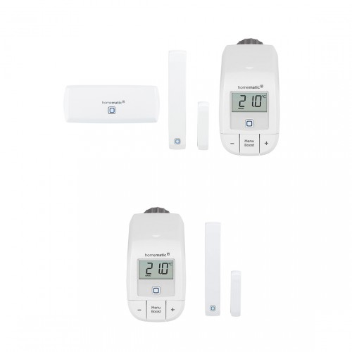 Homematic IP Starter Set Raumklima WLAN + Easy Connect