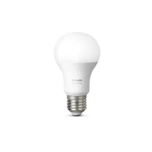 Philips Hue E27 Lampe in weiß