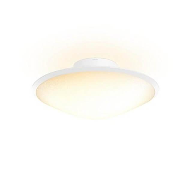 Philips Hue White Ambiance Phoenix Deckenleuchte in weiß