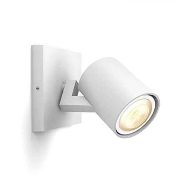 Philips Hue Runner LED 1-er Spot 250lm Erweiterung in weiß