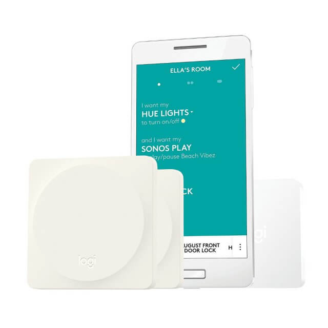 Logitech POP Home Switch Starter Set - Smart Buttons + Bridge