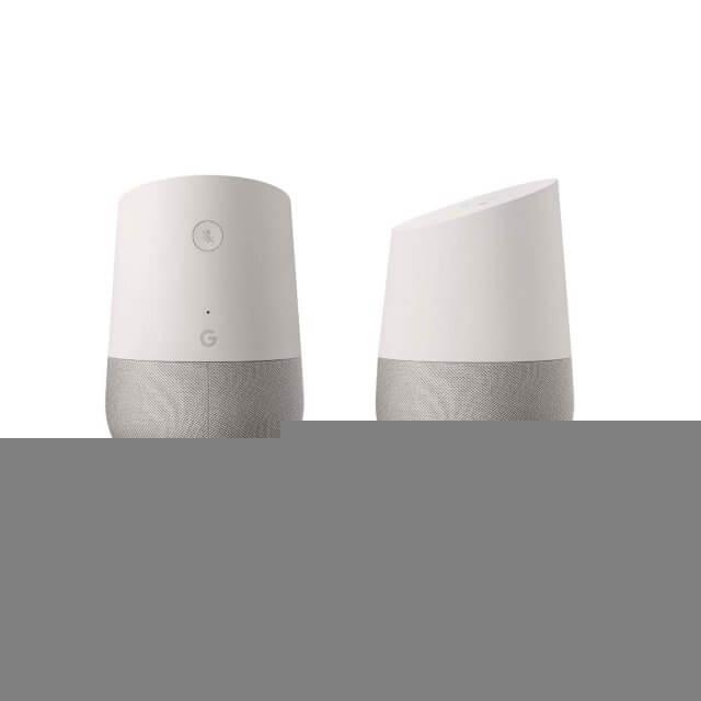 Google Home Sprachassistent 2er-Set