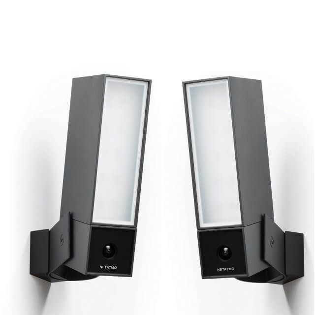 Netatmo Presence (Doppelpack) - Outdoor-Sicherheitskamera