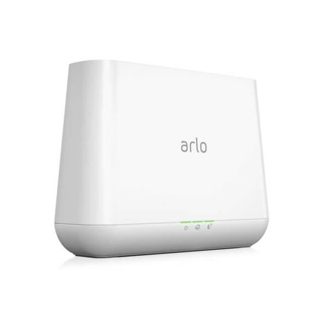 Netgear Arlo Basisstation - für Arlo und Arlo Pro Kameras (VMB4000)