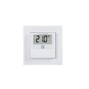Homematic IP Temperatur- und Luftfeuchtigkeitssensor mit Display – innen
