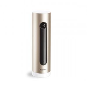 Netatmo Smarte Innenkamera - Indoor Sicherheitskamera mit Gesichtserkennung
