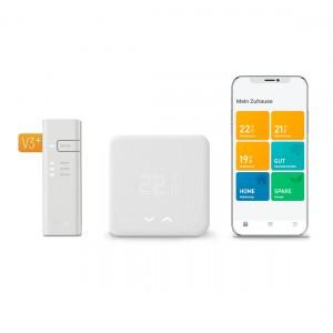 tado° Smartes Thermostat Starter Kit V3+ für Wohnungen mit Raumthermostat
