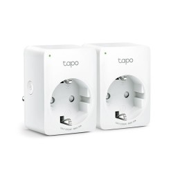 TP-Link Tapo P100 Mini Smart WLAN-Steckdose 2er-Pack