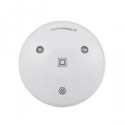 HomeMatic IP Alarmsirene in front Ansicht