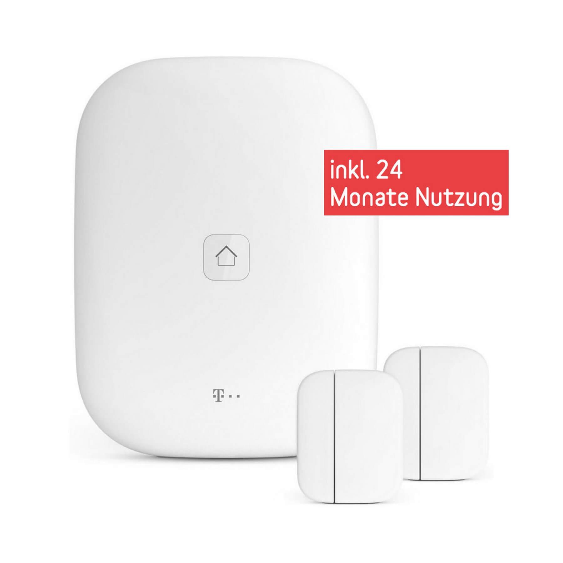telekom smart home starter paket inkl 24 monate nutzung. Black Bedroom Furniture Sets. Home Design Ideas