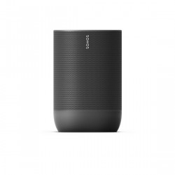 Sonos Move - Tragbarer WLAN- & Bluetooth-Lautsprecher mit AirPlay 2 frontalansicht frontalansicht