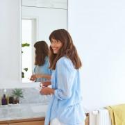 AVM FRITZ!DECT 301 Dreierpack - Smarter Heizkörper-Thermostat Lifestyle im Bad