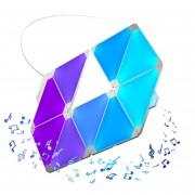 Nanoleaf Light Panels Rhythm Smarter Kit - modulare LED-Panele