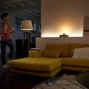 Philips Hue White Ambiance E27 3er Starter Kit + gratis Google Home Mini