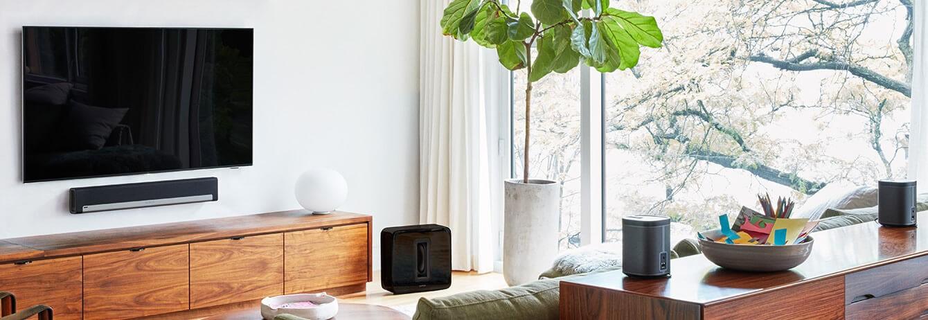 sonos smarte lautsprecher f r dein zuhause kaufen tink. Black Bedroom Furniture Sets. Home Design Ideas