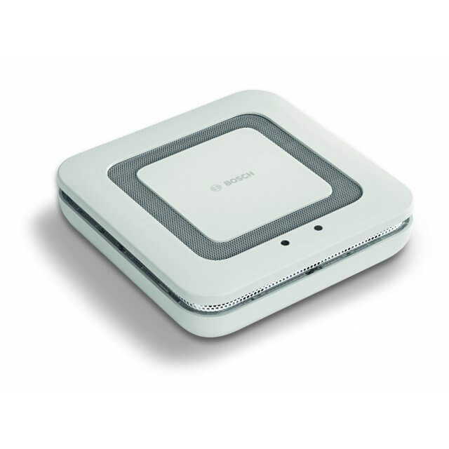 Bosch Smart Home Twinguard - Rauchwarnmelder mit Luftgütesensor