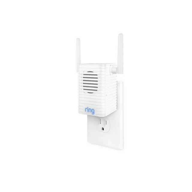 Ring Chime Pro - WLAN-Repeater und Indoor-Alarm