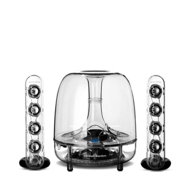Harman Kardon Soundsticks - Bluetooth-Lautsprechersystem