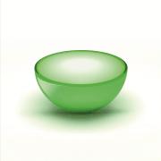 Philips Hue Go LED-Tischleuchte in grün