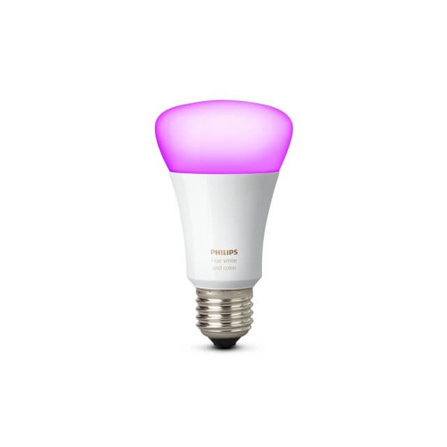 Philips Hue White and Color Ambience E27 in lila