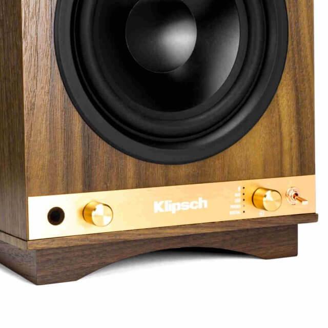 Klipsch The Sixes - Bluetooth-Lautsprecher