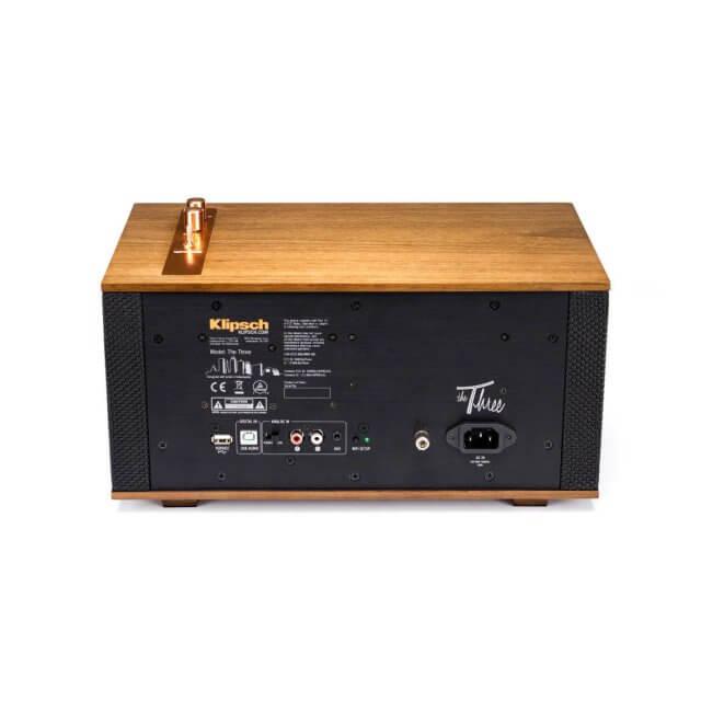 Klipsch The Three - Bluetooth-/WLAN-Lautsprecher