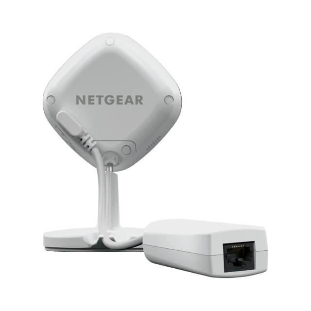 Netgear Arlo Q Plus - 1080p-HD-Sicherheitskamera (VMC3040S)