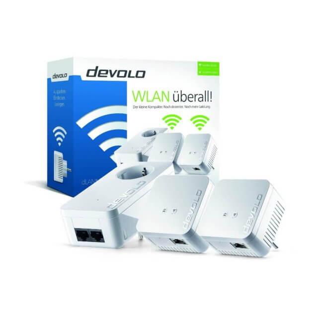 devolo dLAN 550 WiFi - Network Kit Powerline