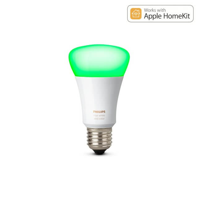 Philips Hue White and Color Ambience E27 - farbige LED-Lampe