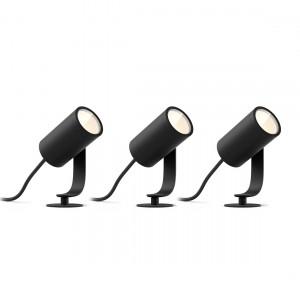 Philips Hue LED Spot Lily Basis Kit (3er-Set)