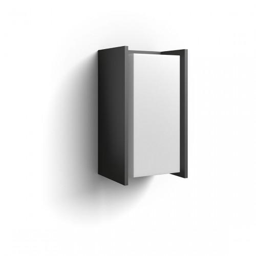 Philips Hue LED Wandleuchte Turaco - Schwarz Design