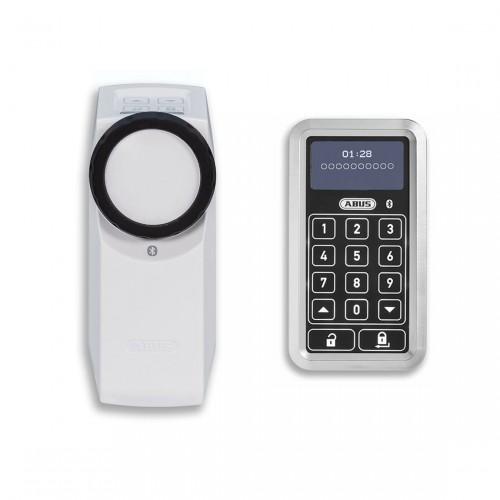 ABUS HomeTec Pro Bluetooth Türschlossantrieb + Bluetooth Tastatur