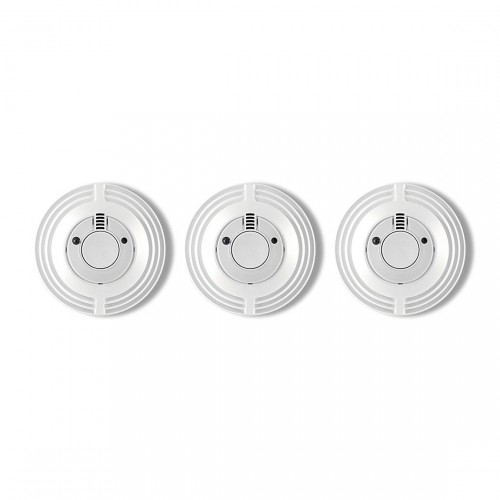 Bosch Smart Home Rauchmelder/Alarmsirene 3er-Set