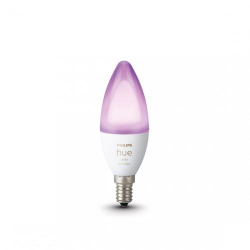 Philips Hue White & Color Ambiance E14