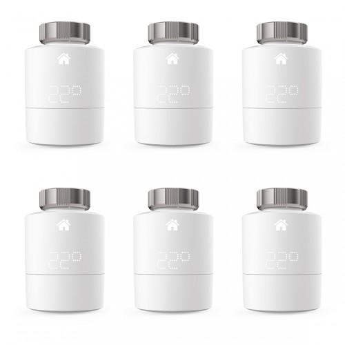 tado° Smartes Heizkörper-Thermostat 6er-Pack