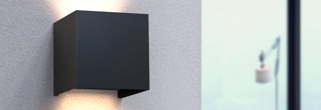 hama smart home wandleuchte außen
