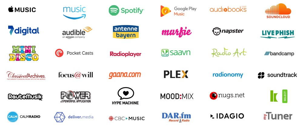 Sonos Musikdienste Kostenlos