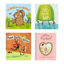 Luka Bücher-Set - 4 Bücher, die Luka liest