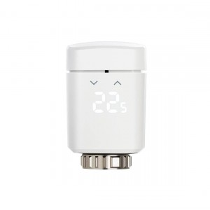 Eve Thermo - Heizkörperthermostat mit Display & Touchbedienfeld, 3. Generation