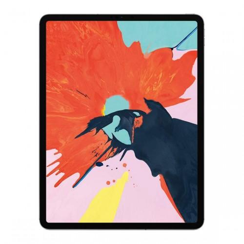 Apple iPad Pro 12,9 Zoll space grey cellular ansicht von vorne