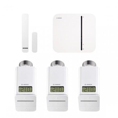 Bosch Smart Home - Starter Set Heizung + Tür-/Fensterkontakt