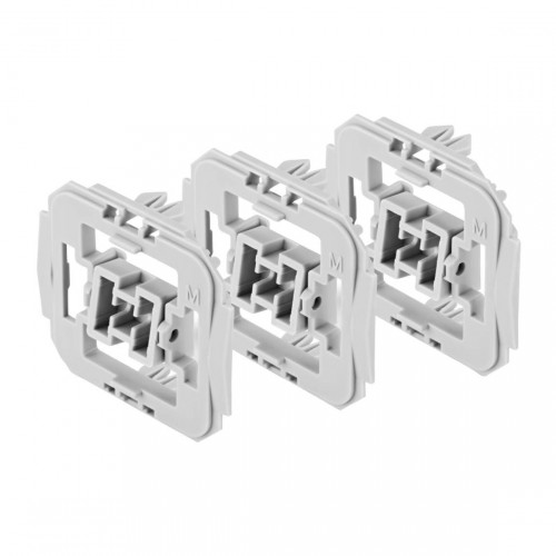 Bosch Adapter 3er-Set Gira Merten (M)