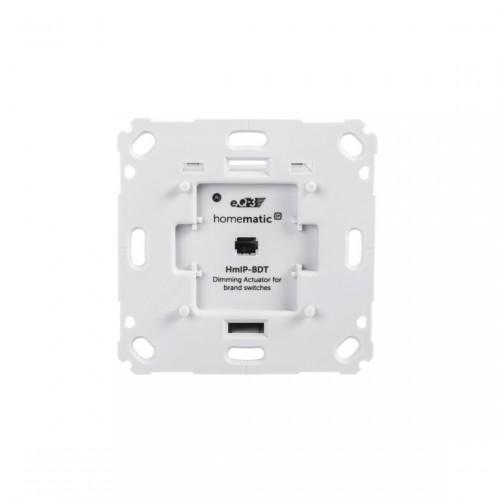 Homematic IP Dimmaktor für Markenschalter – Phasenabschnitt