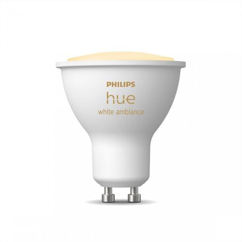 Philips Hue White Ambiance GU10 Bluetooth - LED-Spot
