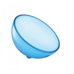 Philips Hue White and Color Ambiance Go Bluetooth - Tischleuchte eingeschaltet