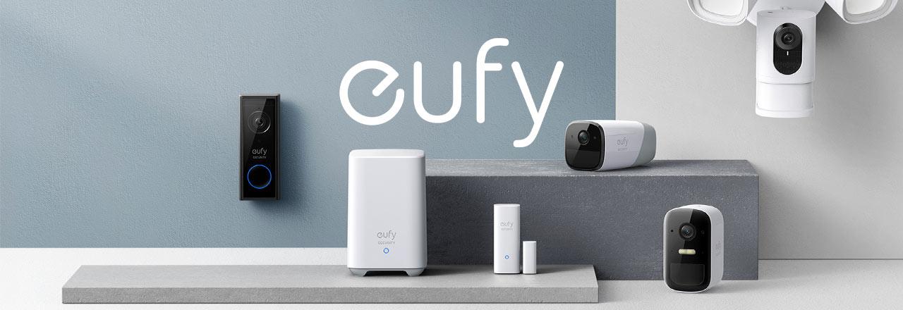 eufy Marken Header Bild