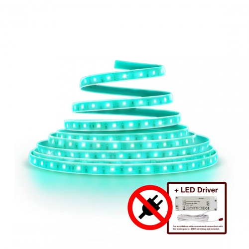 Innr Smart Flex Light - RGBW Indoor LED-Lightstrip - festverdrahtet