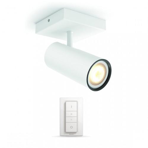 Philips Hue LED Spot Buratto 1flg. 250lm inkl. Dimmschalter