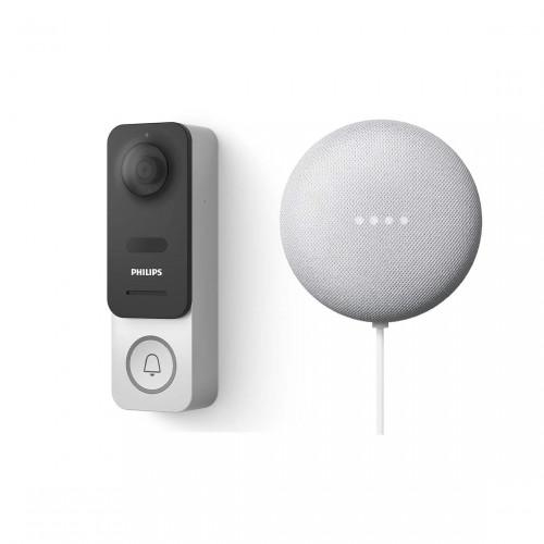 Philips WelcomeEye Link + Google Nest Mini